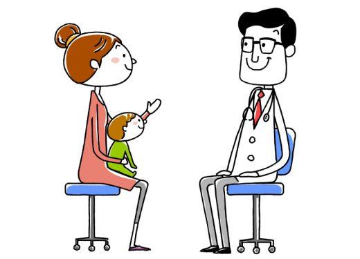 医者と親子