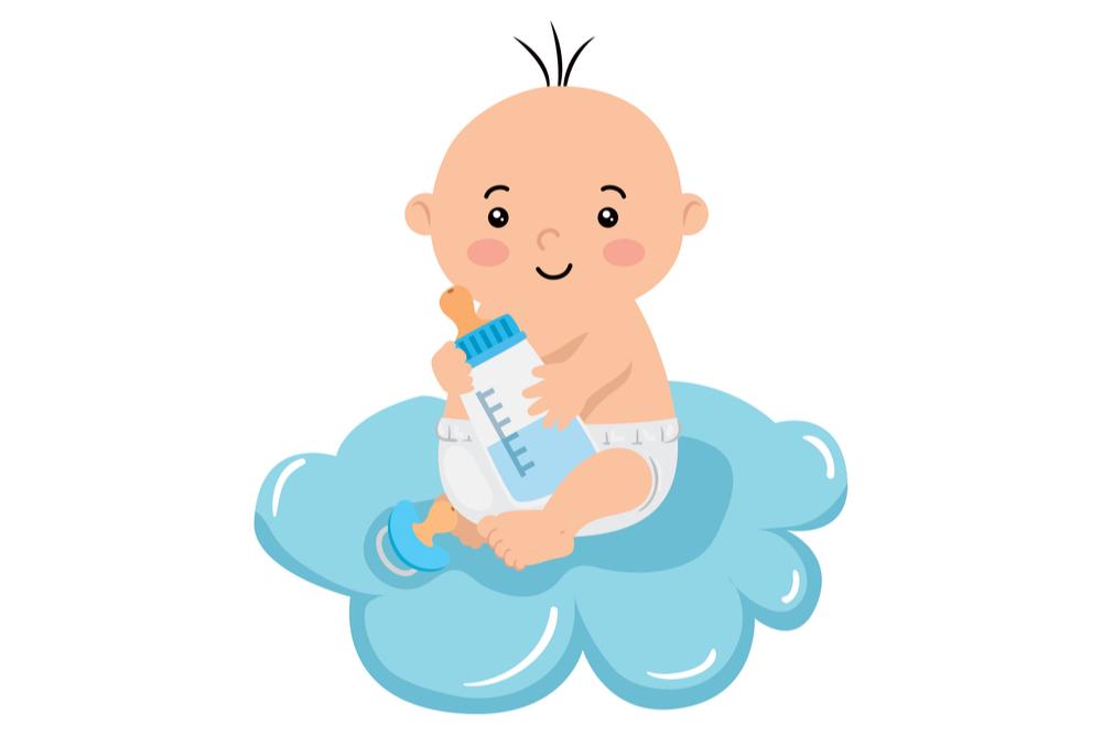 量 新生児 ミルク 赤ちゃんのミルク量・混合栄養や離乳食のミルク追加量目安