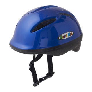 子供用ソフトヘルメット ブルー