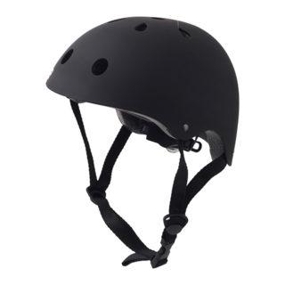 子供用ハードヘルメット ブラック