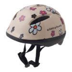 子供用ソフトヘルメット フラワー