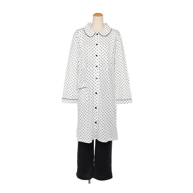 授乳仕様 長袖パジャマ