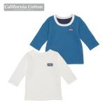 【ELFINDOLL】 男児 2枚組 厚地長袖シャツ