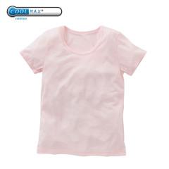 女児 2枚組 半袖シャツ