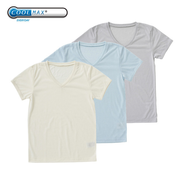 スクール男児 3枚組 半袖シャツ