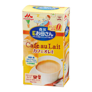 森永 Eお母さん カフェオレ風味 18g×12本
