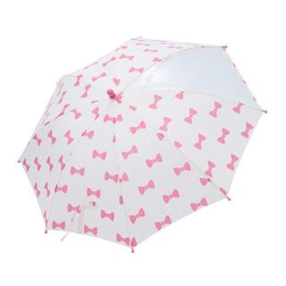 【ELFINDOLL】 手開き傘(リボン柄)