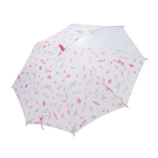 【ELFINDOLL】 ジャンプ傘(スイーツ柄)