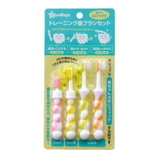 SmartAngel トレーニング歯ブラシセット
