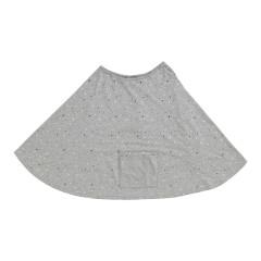 ポケット付き 授乳ケープ