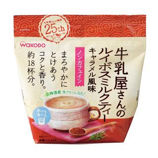 和光堂 牛乳屋さんのルイボスミルクティー 220g(約18杯分)