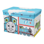【SmartAngel】 座れるおもちゃ箱 きかんしゃトーマス