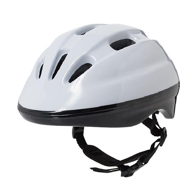 子供用ヘルメット ホワイト
