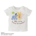 乳児半袖Tシャツ