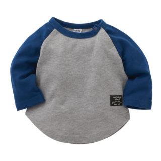 乳児 長袖Tシャツ