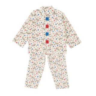 長袖パジャマ