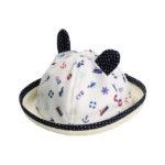 夏物 新生児 帽子