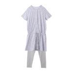 【ELFINDOLL】 天竺マルチボーダーパジャマ