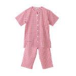 【ELFINDOLL】 しじら織りチェックパジャマ