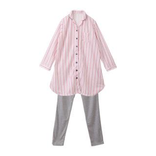 【ELFINDOLL】 ストライプ柄パジャマ