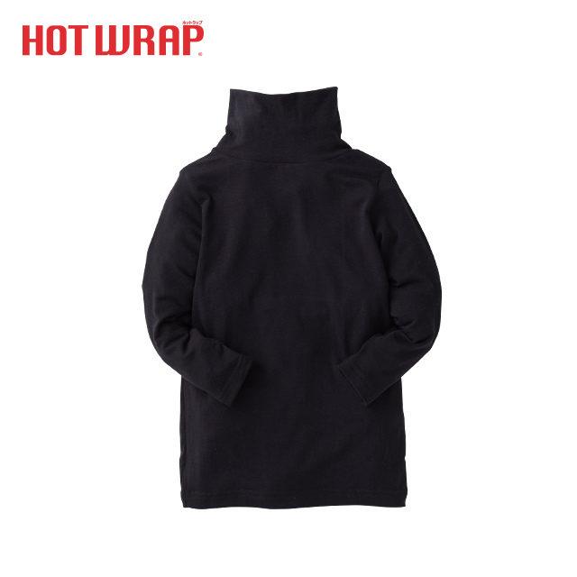 HOTWRAP ハイネックシャツ