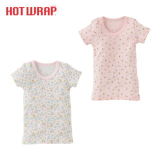 HOTWRAP 2枚組 半袖シャツ