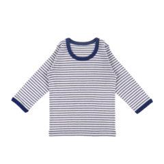 男児 3枚組 長袖シャツ