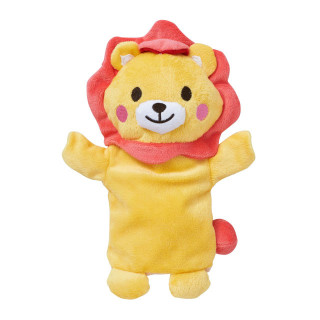 【SmartAngel】 ハンドパペット ライオンのイオ