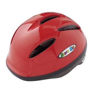 子供用ソフトヘルメット レッド