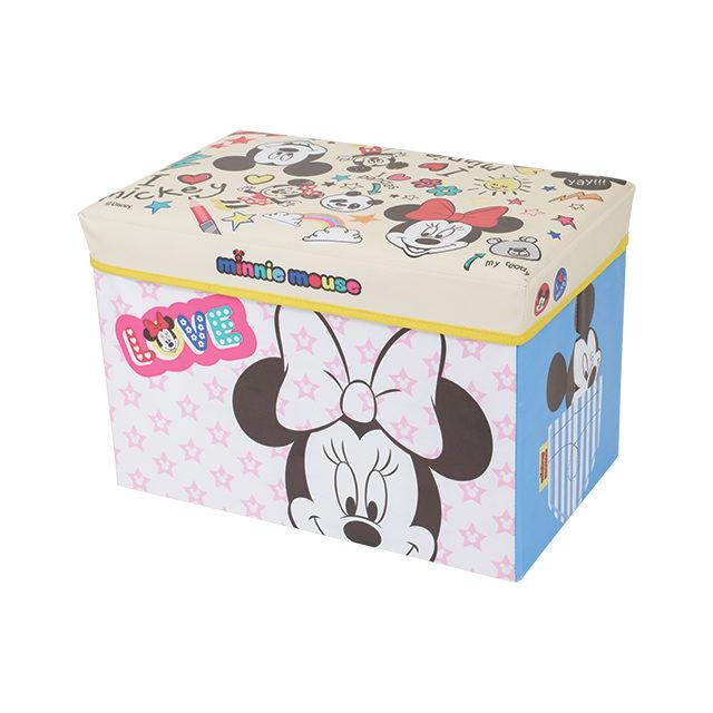 すわれるおもちゃ箱 ミッキー&ミニー