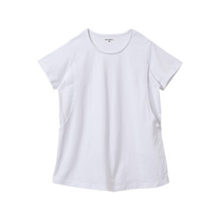 【ELFINDOLL】 授乳口付 半袖Tシャツ