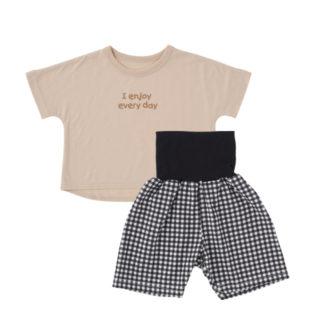 腹巻付 半袖 パジャマ