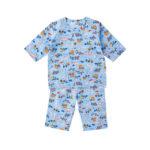 【ELFINDOLL】 7分袖 パジャマ(さわやか素材)