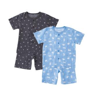 【ELFINDOLL】 2枚組 半袖パジャマ