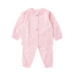 【ELFINDOLL】 長袖パジャマ(さわやか素材)
