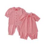 【ELFINDOLL】 2枚組 パジャマ(七分袖+半袖)