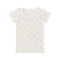 ベビー 3枚組 半袖シャツ