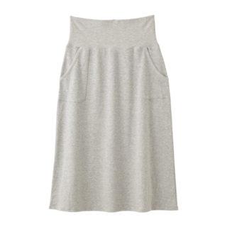 【ELFINDOLL】 360度ストレッチスウェットスカート