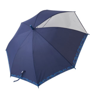 【SmartAngel】 グラスファイバー傘 エッジカモフラ柄 55cm