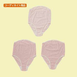 【ELFINDOLL】 3枚組 マタニティショーツ