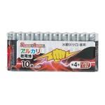 【SmartAngel】 アルカリ乾電池 単4 (10本入)