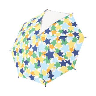 【ELFINDOLL】 グラスファイバー傘(ホシ柄)
