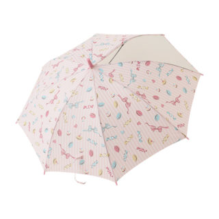 【ELFINDOLL】 グラスファイバー傘(スイーツ柄)