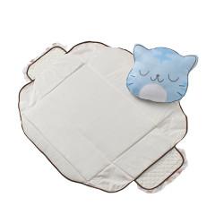 ポータブルベビーベッドセット(子猫)