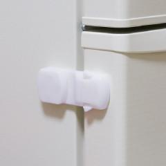冷蔵庫のドア・引き出しロック