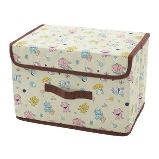 【SmartAngel】 収納ボックス のんびりペット