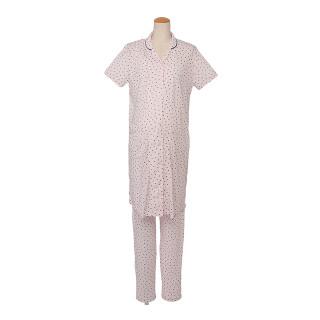 【ELFINDOLL】 授乳仕様 半袖パジャマ