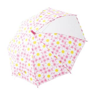 【ELFINDOLL】 ジャンプ傘(フラワー柄)