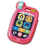 おでかけスマートフォン ピンク