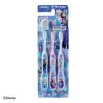 歯ブラシ3本セット アナと雪の女王